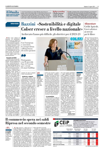 Obiettivi nuovo triennio 2021-23: intervista a Cristina Bazzini